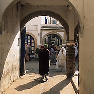 Morocco, Essaouira, the souk in the old medina