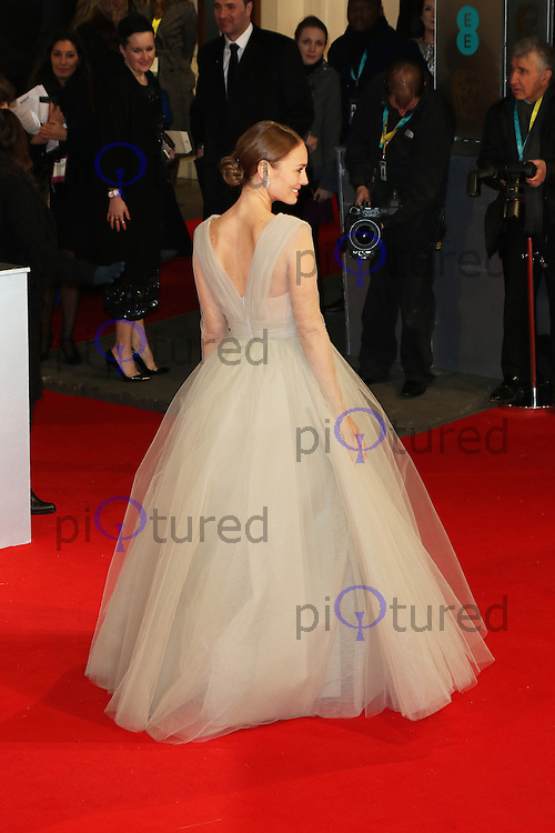 Laura Haddock, EE British Academy Film Awards (BAFTAs), Royal Opera House Covent Garden, London UK, 08 February 2015, Photo by Richard Goldschmidt
