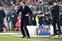 23.12.2017 - Torino - Serie A 2017/18 - 18a giornata  -  Juventus-Roma nella  foto: Massimiliano Allegri