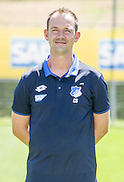 German Bundesliga - Season 2016/17 - Photocall 1899 Hoffenheim on 19 July 2016 in Zuzenhausen, Germany: Equipment manager Christian Seyfert. Photo: APF | usage worldwide