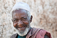 A an Harare, or man from Harar, poses for a portrait in Ethiopia.