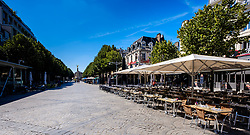 Place Drouet d'Erlon, Reims, France<br /> <br /> (c) Andrew Wilson | Edinburgh Elite media