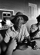 A Rum Bar in Port Antonio - 1973
