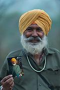 Rickshaw Driver<br /> Bharatpur National Park <br /> Rajasthan, India