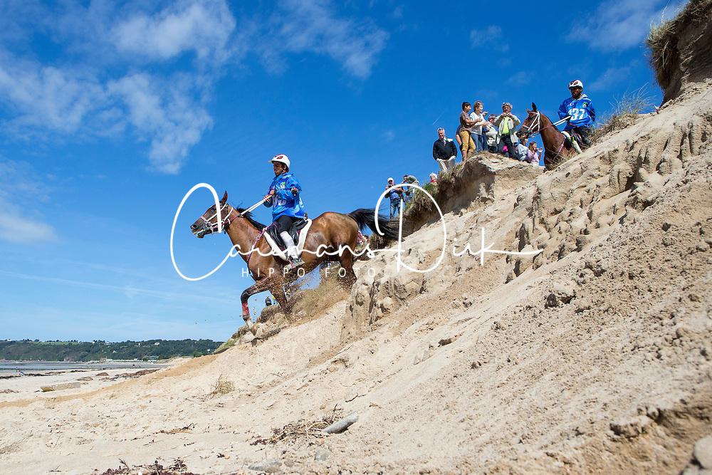 Hassan Tahous SJ Al Nuaimi, (QAT), Leonardo<br /> Alltech FEI World Equestrian Games™ 2014 - Normandy, France.<br /> © Hippo Foto Team - Leanjo de Koster<br /> 25/06/14