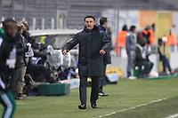 FOOTBALL - FRENCH CHAMPIONSHIP 2011/2012 - L1 - TOULOUSE FC v AS SAINT ETIENNE - 12/02/2012 - PHOTO MANUEL BLONDEAU / DPPI - CHRISTOPHE GALTIER