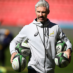 Aled Walters of South Africa during the South African - Springbok Captain's Run at Emirates Airline Park,<br />