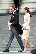 Prince William and Catherine Duchess of Cambridge are expecting a baby