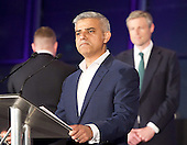 London Mayor Announcement 6th May 2016