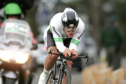 (Geelong, Australia---30 September 2010) Richie PORTE of Australia racing to 4th place in the Elite Men's Time Trial race at the 2010 UCI Road World Championships [2010 Copyright Sean Burges / Mundo Sport Images -- www.mundosportimages.com]
