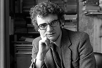 Dr Seamus Deane, author, poet, academic, born Londonderry, N Ireland, Professor of Modern English and American Literature at University College Dublin. 198101000007SD4..Copyright Image from Victor Patterson, 54 Dorchester Park, Belfast, United Kingdom, UK...For my Terms and Conditions of Use go to http://www.victorpatterson.com/Victor_Patterson/Terms_%26_Conditions.html
