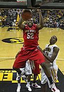 NCAA Men's Basketball - Ohio State at Iowa - January 4, 2011