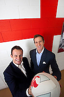 Austin Healey & Will Greenwood, Twickenham, Mayfair Times