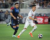 MLS-San Jose Earthquakes at LAFC-Aug 21, 2019