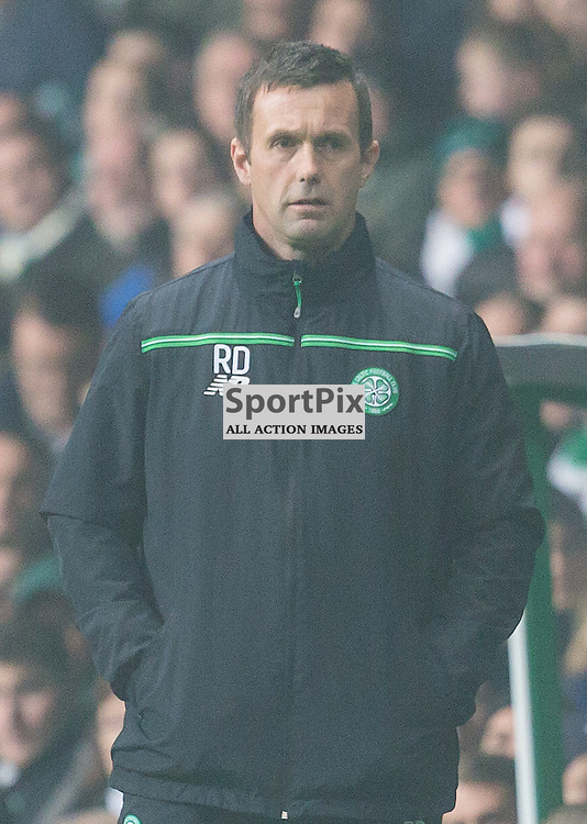 Ronny Deila during the UEFA Europa League group stage match between Celtic and Molde FK (c) ROSS EAGLESHAM | Sportpix.co.uk