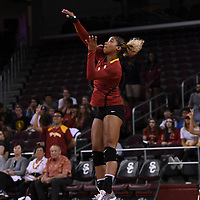 USC Women's Volleyball | UCLA | 2016