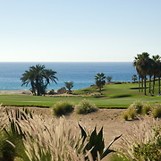Cabo Real Golf Course. Los Cabos, BCS.