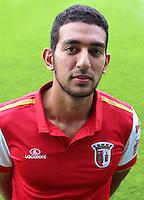 "Portugal - Primera Liga NOS 2015-2016 /  <br /> ( SC Braga ) -<br /> Ahmed Hassan Mahgoub "" Ahmed Hassan """