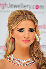 NOV 20 2012 Lucy Mecklenburgh Jewellery Collection