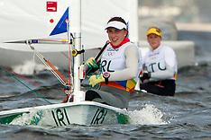 Day 01 - Aug 8 - Laser Women - Rio 2016