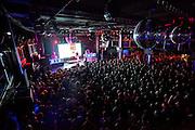 La Casa Azul  performing at the Ocho y medio  Club in Madrid- 2012