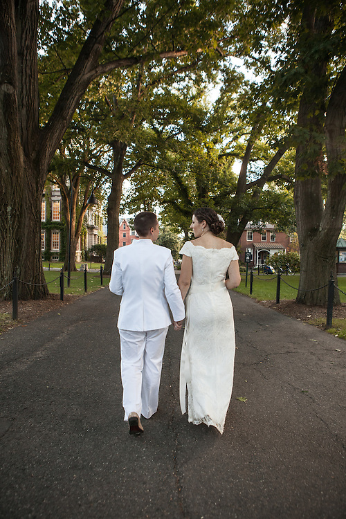 Smith College Wedding