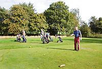 LEGEMEER - BurgGolf golfbaan St. Nicolaasga. COPYRIGHT KOEN SUYK