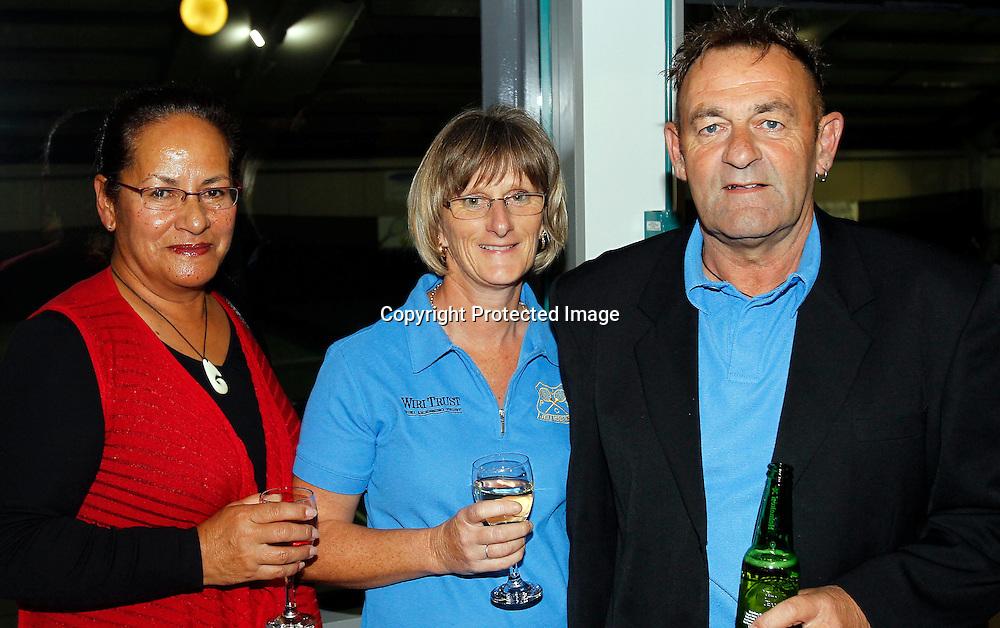 Auckland Tennis Senior Interclub Awards, Scarbro Tennis Centre Auckland, Thursday 10th May 2012. Photo: Shane Wenzlick / www.photosport.co.nz