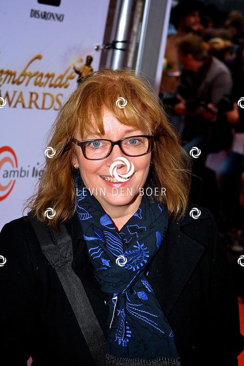 AMSTERDAM - In discotheek De Escape op het Rembrandtplein zijn weer de Rembrandt Awards 2012 uitgereikt.  Met op de foto Maria Peters. FOTO LEVIN DEN BOER - PERSFOTO.NU