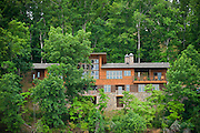Mitchell lakehouse on Beaver Lake in Rogers Arkansas