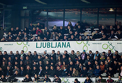 VIP during football match between National teams of Slovenia and England in Round #3 of FIFA World Cup Russia 2018 Qualifier Group F, on October 11, 2016 in SRC Stozice, Ljubljana, Slovenia. Photo by Vid Ponikvar / Sportida