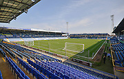 during the Sky Bet League 2 match between Portsmouth and Carlisle United at Fratton Park, Portsmouth, England on 2 April 2016. Photo by Adam Rivers.