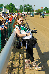 in the running of the Kentucky Derby 142, Saturday, May 07, 2016 at Churchill Downs in Louisville.