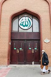 "© Licensed to London News Pictures. 07/02/2016. London, UK.  The East London Mosque & London Muslim Centre, in the heart of Tower Hamlets, and home to the UK's largest Muslim community, opens its doors as part of ""Visit My Mosque Day"", a national initiative facilitated by the Muslim Council of Britain, where mosques across the UK organise open days to allow the British public to see what goes on in a mosque and to understand its role in Muslim life.  The aims are ""to reduce the 'unknown' or 'fear' factor for members of the British public with their local mosque and Muslim communities"". Photo credit : Stephen Chung/LNP"