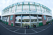 Easter Road ahead of the Betfred Scottish Cup match between Hibernian and Livingston at Easter Road, Edinburgh, Scotland on 19 September 2017. Photo by Craig Doyle.