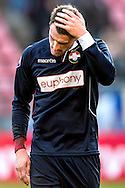 Onderwerp/Subject: Willem II - Eredivisie<br /> Reklame:  <br /> Club/Team/Country: <br /> Seizoen/Season: 2012/2013<br /> FOTO/PHOTO: Aurelien JOACHIM of Willem II dejected after the match. (Photo by PICS UNITED)<br /> <br /> Trefwoorden/Keywords: <br /> #03 #09 $94 ±1354626289759<br /> Photo- & Copyrights © PICS UNITED <br /> P.O. Box 7164 - 5605 BE  EINDHOVEN (THE NETHERLANDS) <br /> Phone +31 (0)40 296 28 00 <br /> Fax +31 (0) 40 248 47 43 <br /> http://www.pics-united.com <br /> e-mail : sales@pics-united.com (If you would like to raise any issues regarding any aspects of products / service of PICS UNITED) or <br /> e-mail : sales@pics-united.com   <br /> <br /> ATTENTIE: <br /> Publicatie ook bij aanbieding door derden is slechts toegestaan na verkregen toestemming van Pics United. <br /> VOLLEDIGE NAAMSVERMELDING IS VERPLICHT! (© PICS UNITED/Naam Fotograaf, zie veld 4 van de bestandsinfo 'credits') <br /> ATTENTION:  <br /> © Pics United. Reproduction/publication of this photo by any parties is only permitted after authorisation is sought and obtained from  PICS UNITED- THE NETHERLANDS