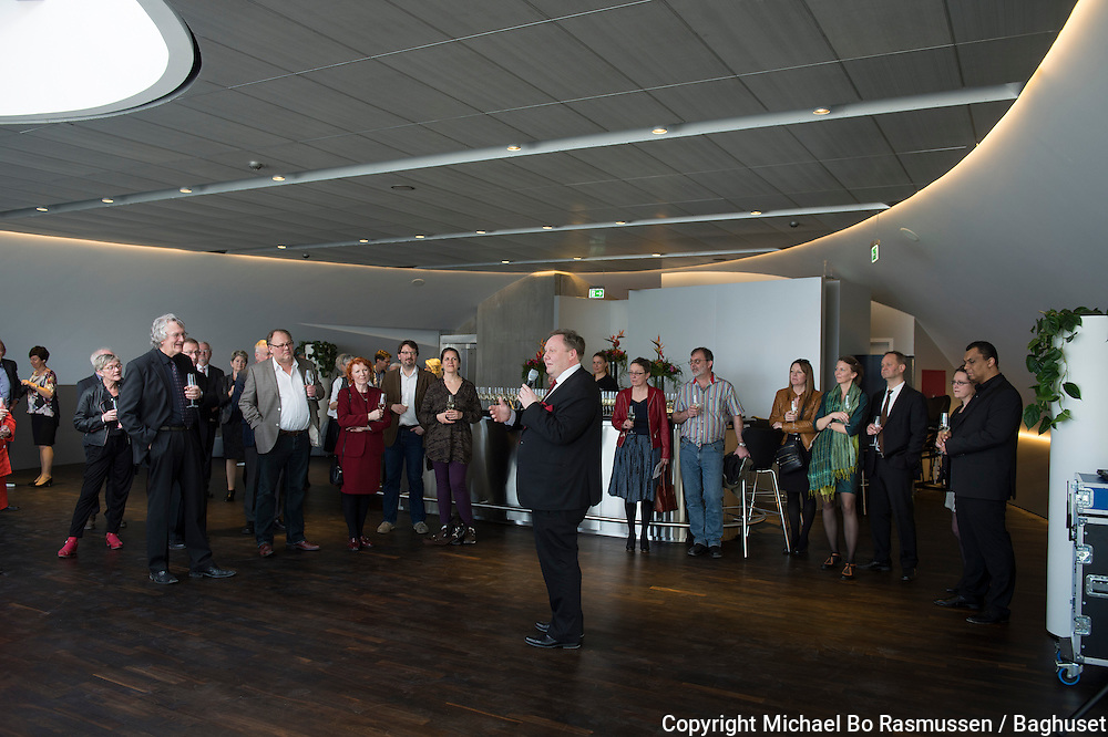 Aalborg Symfoniorkester åbningskoncert i Musikkens Hus. Foto: © Michael Bo Rasmussen / Baghuset. Dato: 30.03.14