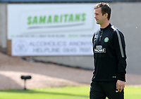 31/09/14 SCOTTISH PREMIERSHIP<br /> DUNDEE v CELTIC <br /> DENS PARK - DUNDEE<br /> Celtic manager Ronny Deila