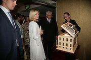 Prince Pavlos, Princess Marie-Chantal of Greece and Robert Miller. Private Preview of the Grosvenor House Art and Antiques Fair. 13 June 2007.  -DO NOT ARCHIVE-© Copyright Photograph by Dafydd Jones. 248 Clapham Rd. London SW9 0PZ. Tel 0207 820 0771. www.dafjones.com.