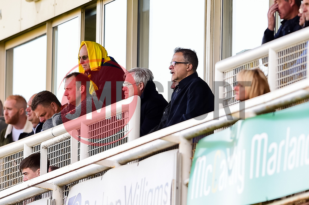 Martyn Starnes and Wael Al-Qadi - Mandatory by-line: Ryan Hiscott/JMP - 04/05/2019 - FOOTBALL - Memorial Stadium - Bristol, England - Bristol Rovers v Barnsley - Sky Bet League One