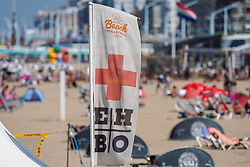 23-08-2019 NED; DELA NK Beach Volleyball Qualification, Scheveningen<br /> First day NK Beachvolleyball / EHBO, beach
