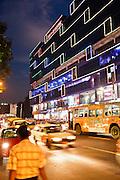 Shopping mall. Yangon, Myanmar.