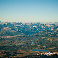 badger two medicine aerial photograph conservation photography - blackfeet oil