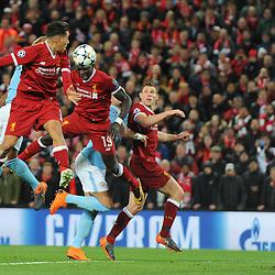 Liverpool v Manchester City | Champions League | 4 April 2018
