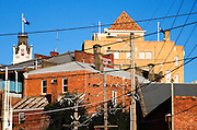 Ballarat buildings from Grenville St Nth