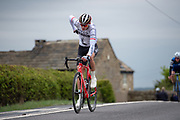 James Fouche of Team Wiggins Le Col during the second stage of the Tour de Yorkshire from Barnsley to Bedale, Barnsley, United Kingdom on 3 May 2019.