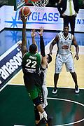 Jones Shawn<br /> Sidigas Avellino - Pasta Reggia Caserta<br /> Lega Basket Serie A 2016/2017<br /> Avellino 30/04/2017<br /> Foto Ciamillo-Castoria