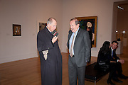 LORD ROTHSCHILD; LORD PAKENHAM, Picasso and Modern British Art, Tate Gallery. Millbank. 13 February 2012