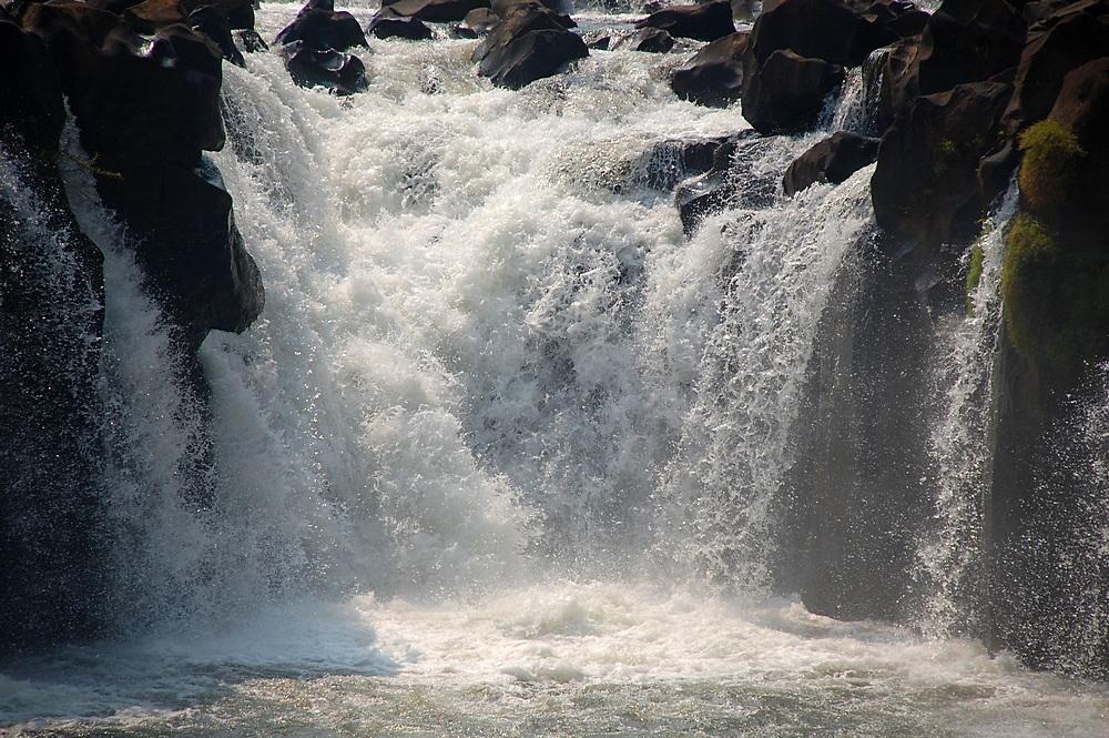 Laos water falls