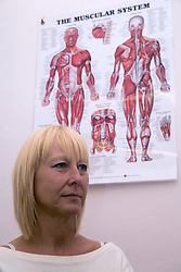Patient in consultation with Chiropractor, ,